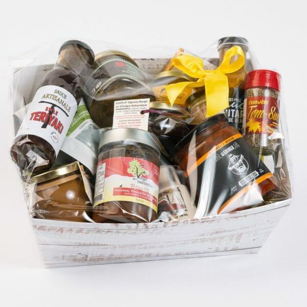 Panier Cadeaux Régional #4 (100$)