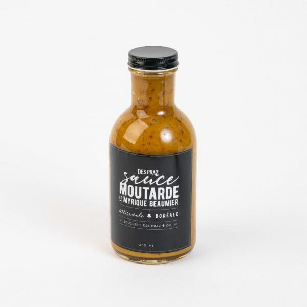 Sauce Moutarde et Myrique Baumier Despraz